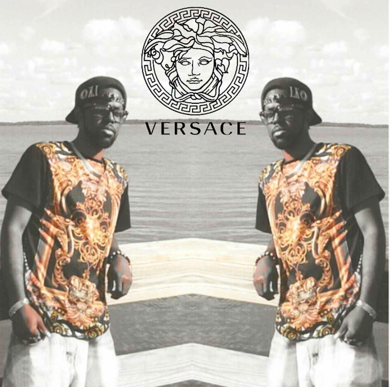 Versace VersaceFrames Modeling Photography Travel Photography Photoshooting Photoshoot Highendfashion Menswear Menwithclass