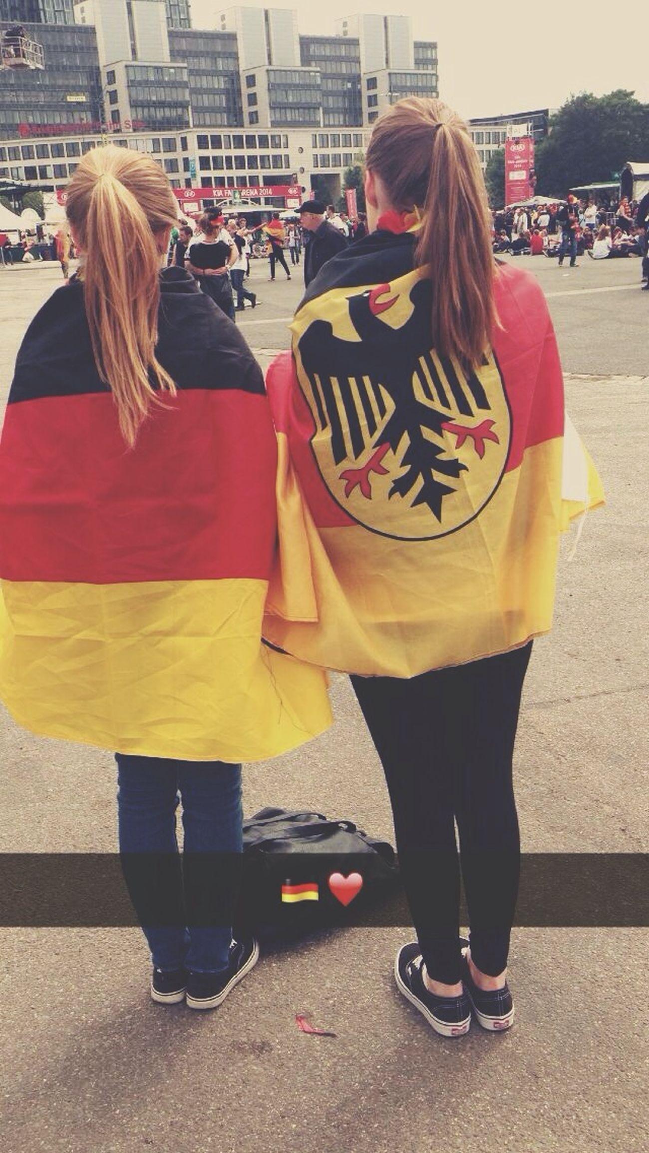 Deutschland Gewinnt Die Weltmeisterschaft 4:0