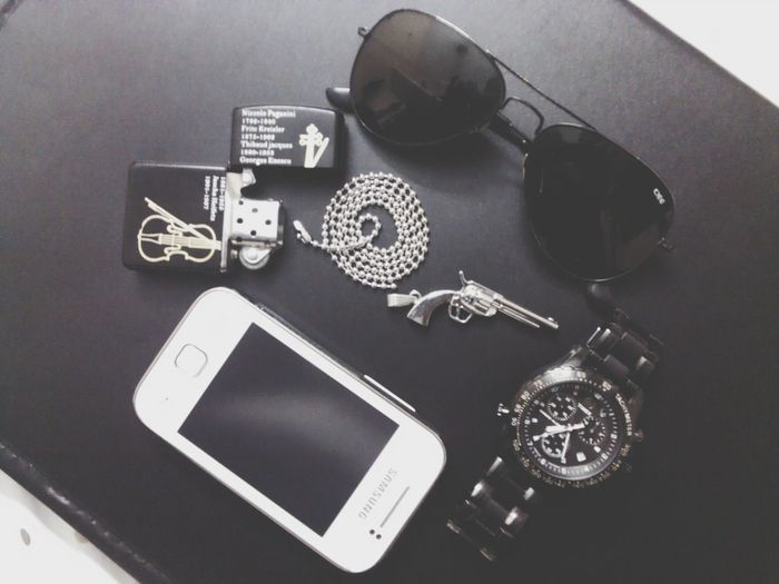 Freelance Life Smartphone Watch My Lighter Specs and My Keychain ;) on My Laptop Gangsters Paradise