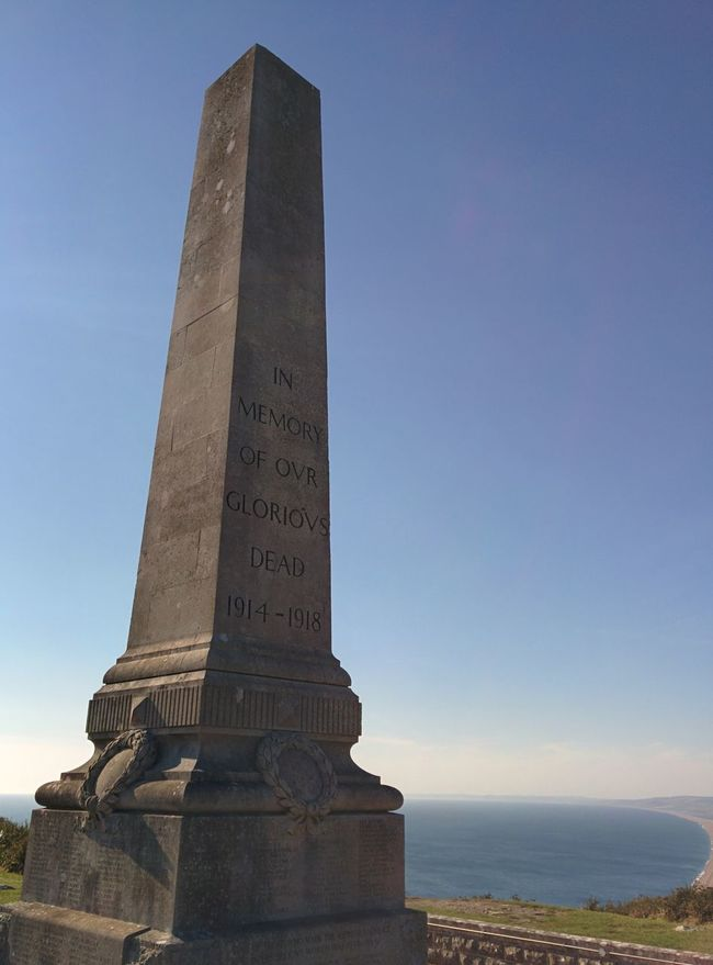 In Memory Of Our Glorious Dead 1914-1918 Portland Portland Heights 1914-1918 War Memorial