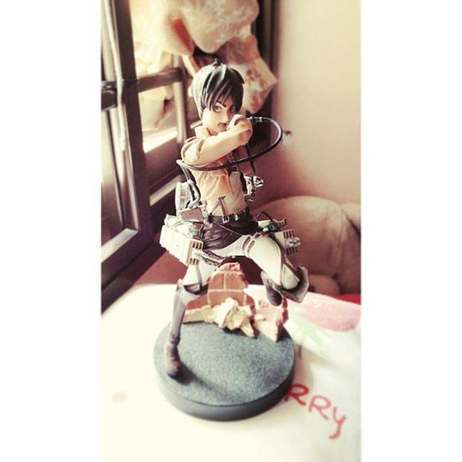 Eren Jaeger ShingekinoKyojin Attackontitan Snk Aot Eren ErenJaeger ErenYeager 進撃の巨人 エレンイエーガー anime animemerchandise figurine merchandise