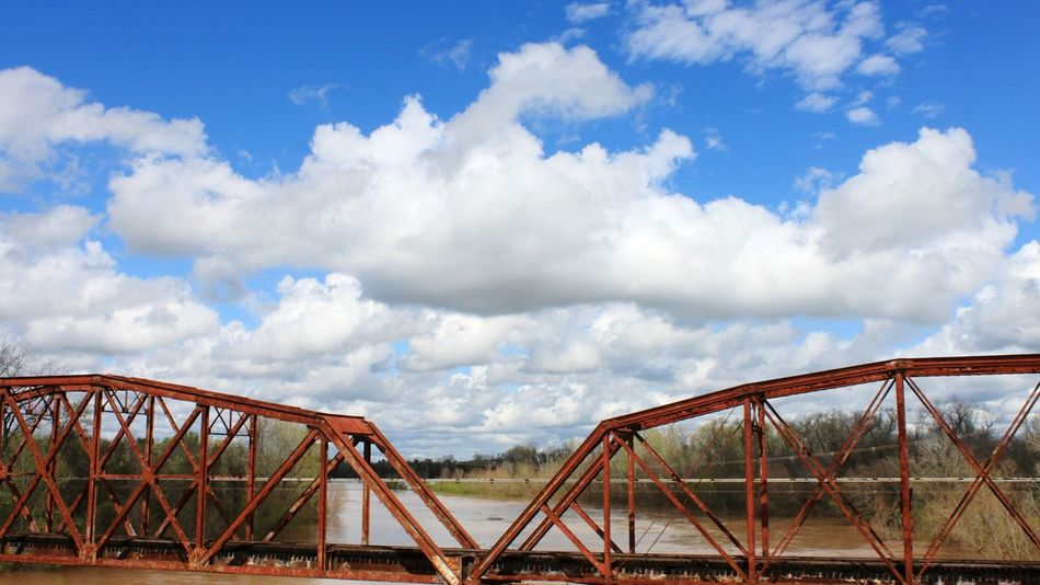Beautiful stock photos of texas,  Architecture,  Brazos River,  Bridge - Man Made Structure,  Built Structure