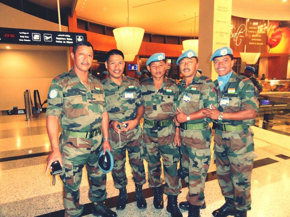 ....... mah dad wid his frens ........ Check This Out Taking Photos