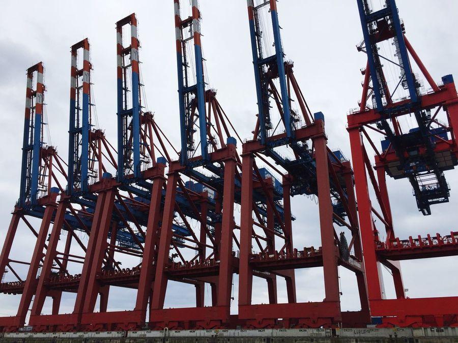 Hamburg Brücke Tor Zur Welt Nix Los Heute :((( Hafen Hamburg