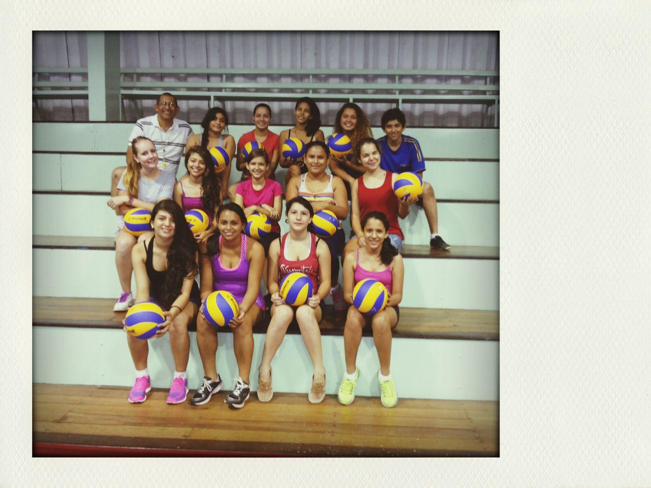 New_balls Volleyball Team