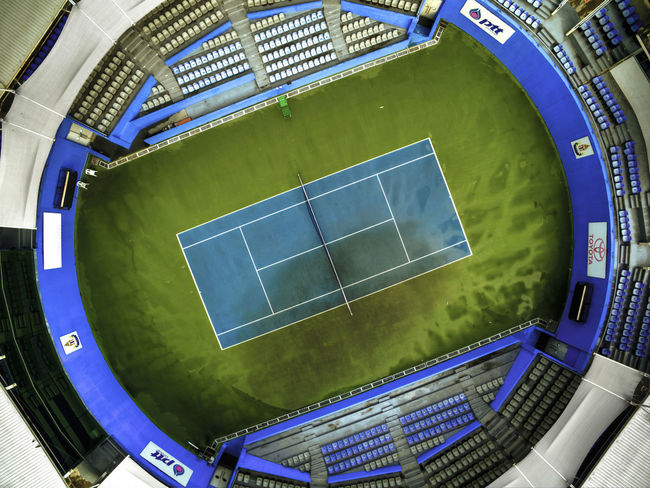Flying High Tennis 🎾 Tenniscourt Tennis Club Drone  Drone View View From Above High Angle View Championship Match Sport Competition Sport Competition Sport Complex