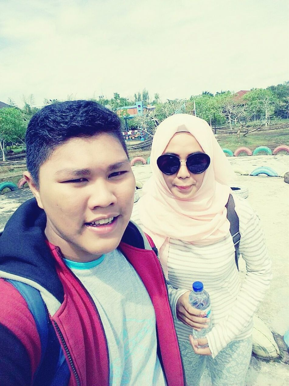 Escaping From The Heat Me And My Brother  Pontianak