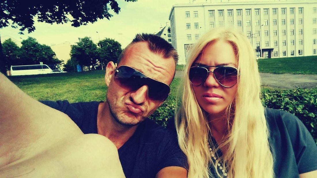 Me and Astacia:)