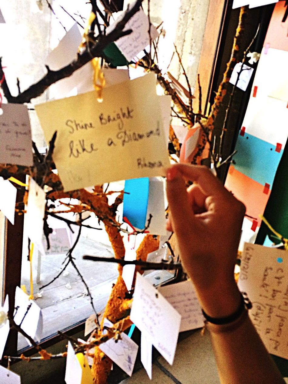 Wise tree Tacky Shine Bright Like A Diamond  Dead Poets Society Philosophy