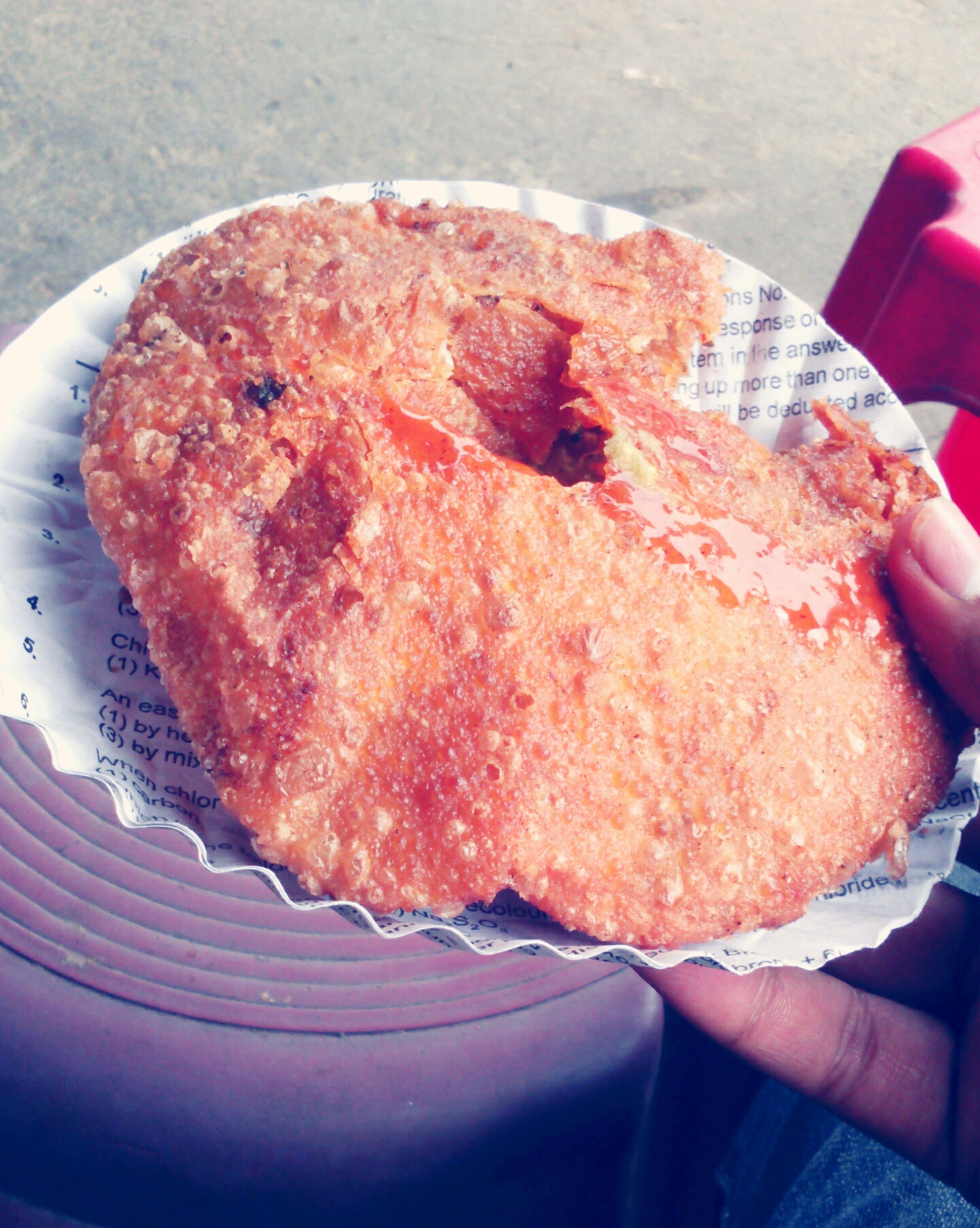 Indian Food Kota Kachori Food Lover Enjoy