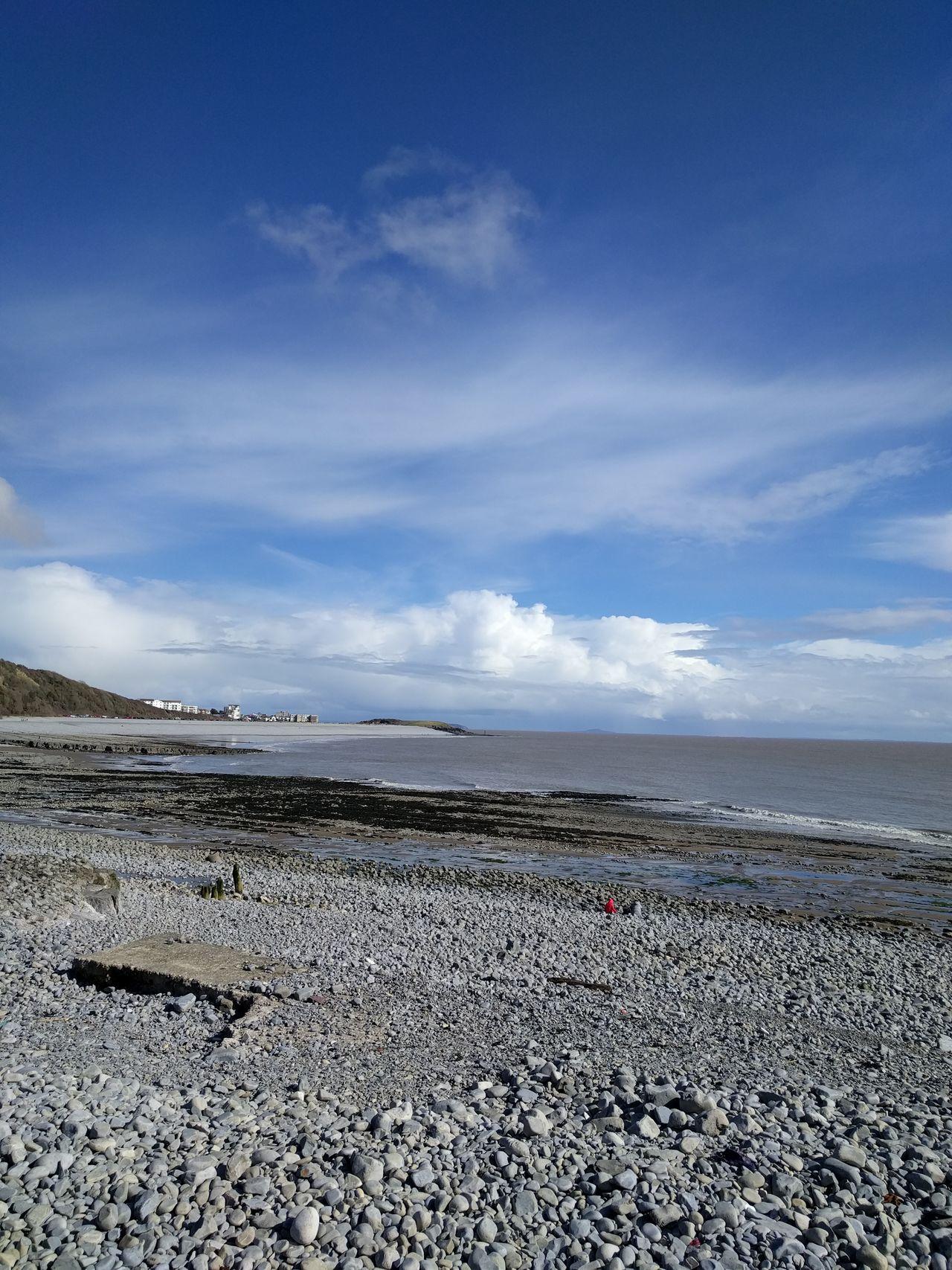 South Wales Coast Wales Sea Walking Around Coastline