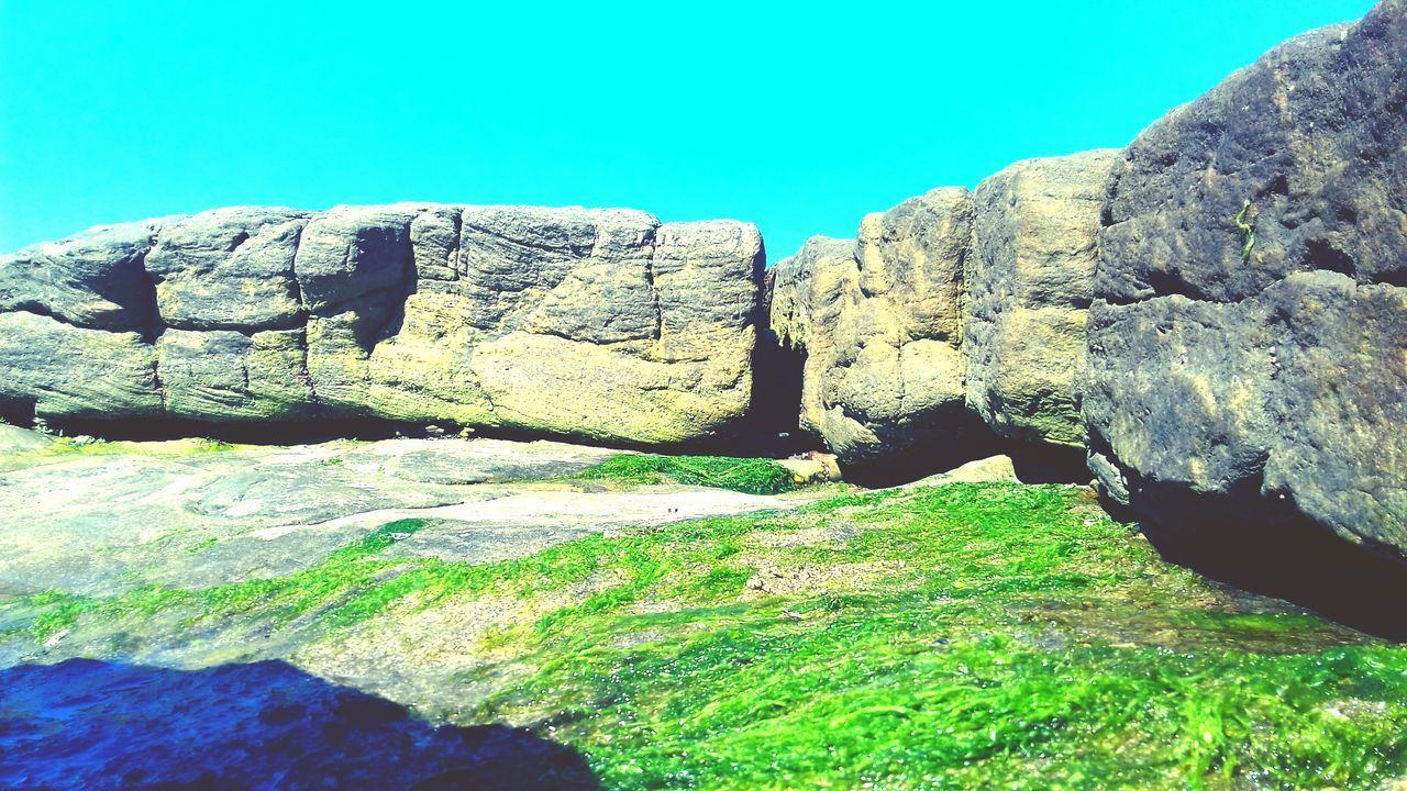 Paraíso o rocas? Increible! Paradise!