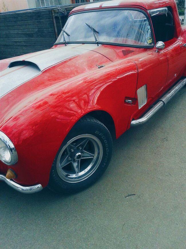 Red Classiccar