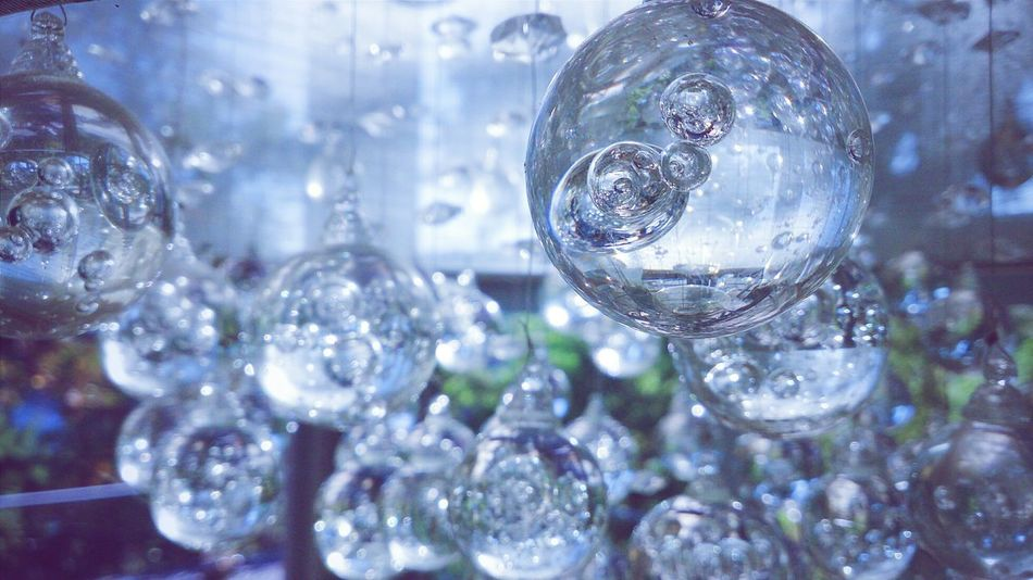 Beautiful stock photos of bubbles, Bubble, Close-Up, Creativity, Crystal