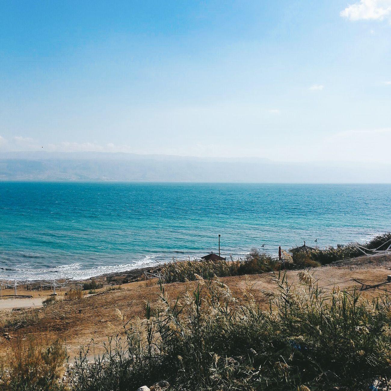Dead Sea  纯天然渐变色