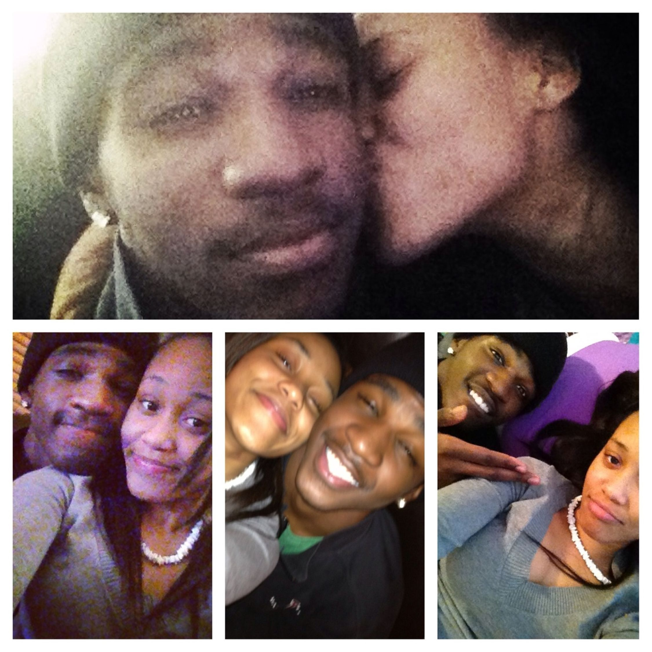 Today is eleven months of being with my baby. My love and my BESTFRIEND. (: