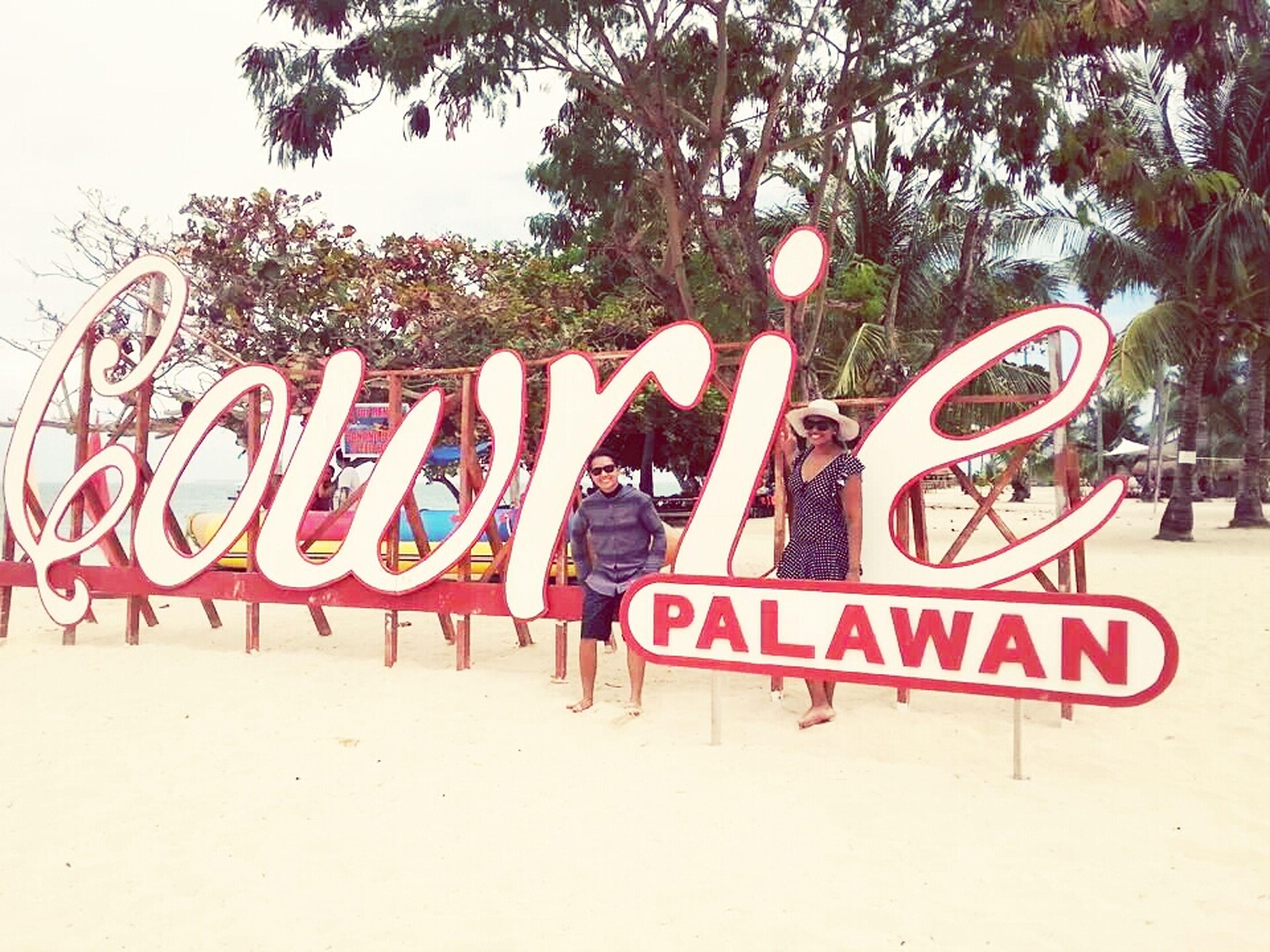 Enjoying Life Travelling Cowriepalawan Beach