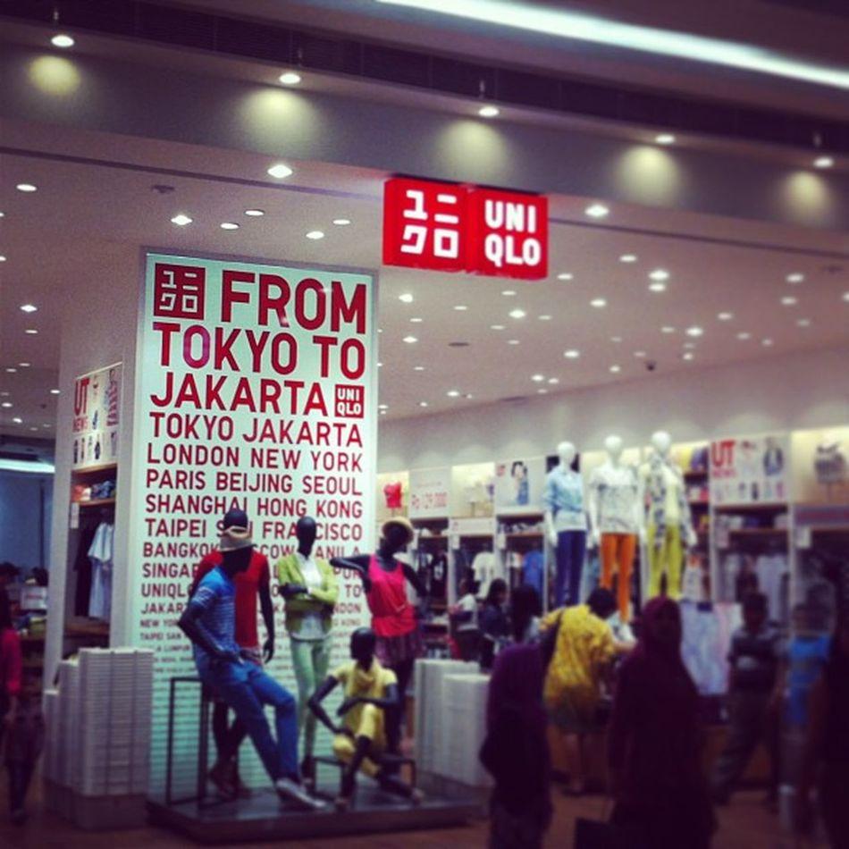Uniqloindonesia Lotteshoppingavenue Jakarta Fashion