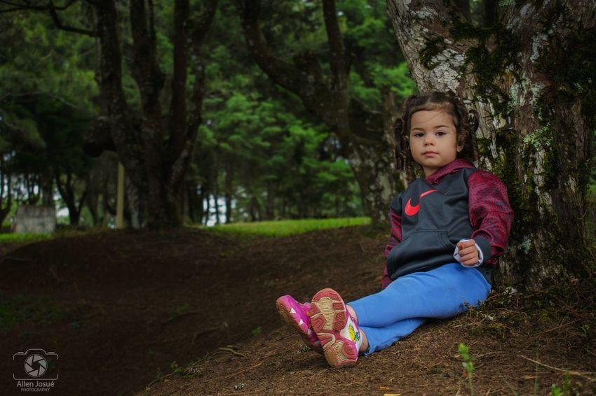 Niñas Naturaleza Paisaje Baby Tree árbol Forest Photography One Person Bebe