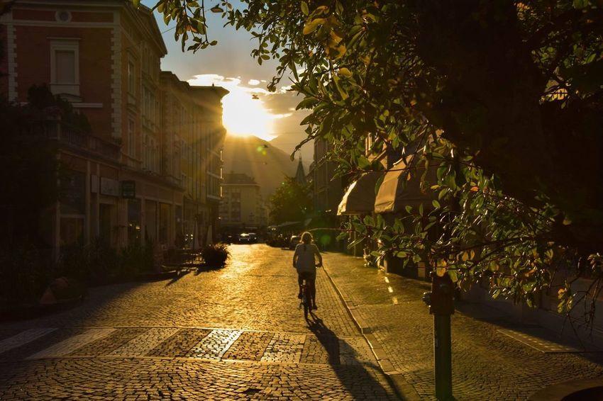 Meran Sunlight Südtirol Meran,Italy Italy❤️ Streetphotography Nicond5300 Und