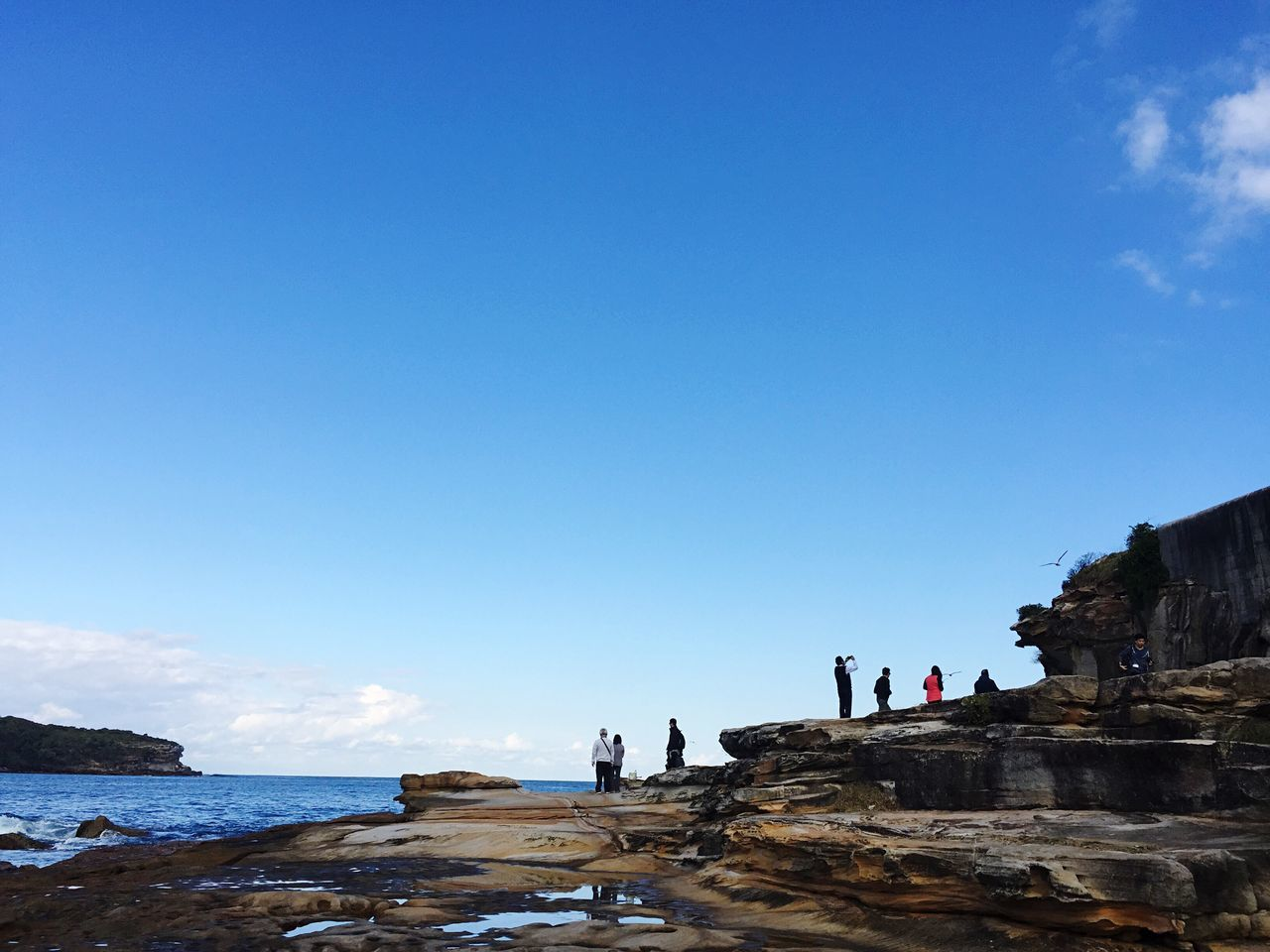 Beautiful stock photos of sydney, Australia, Blue, Cloud - Sky, Copy Space