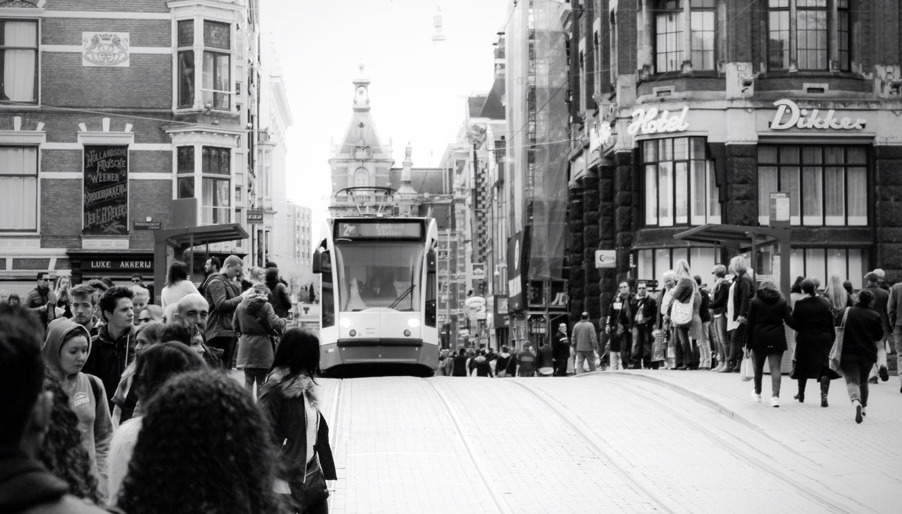 Walking trough Amsterdam. People rushing by. Tourist Amsterdam Streetphotography First Eyeem Photo The Street Photographer - 2017 EyeEm Awards