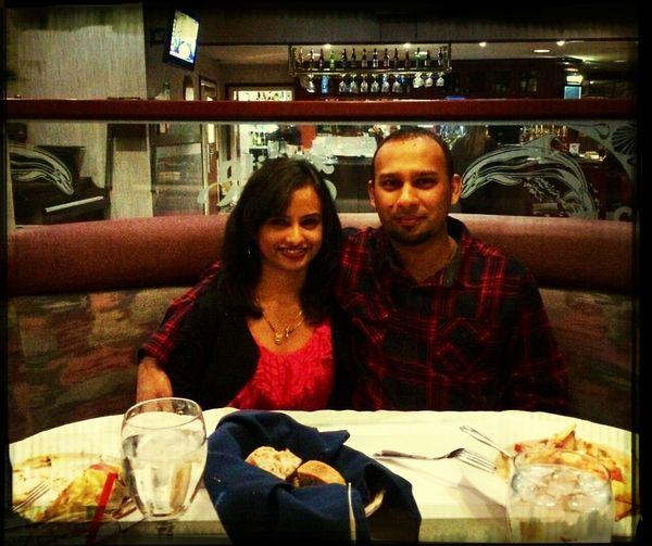 Amrita & Alvin