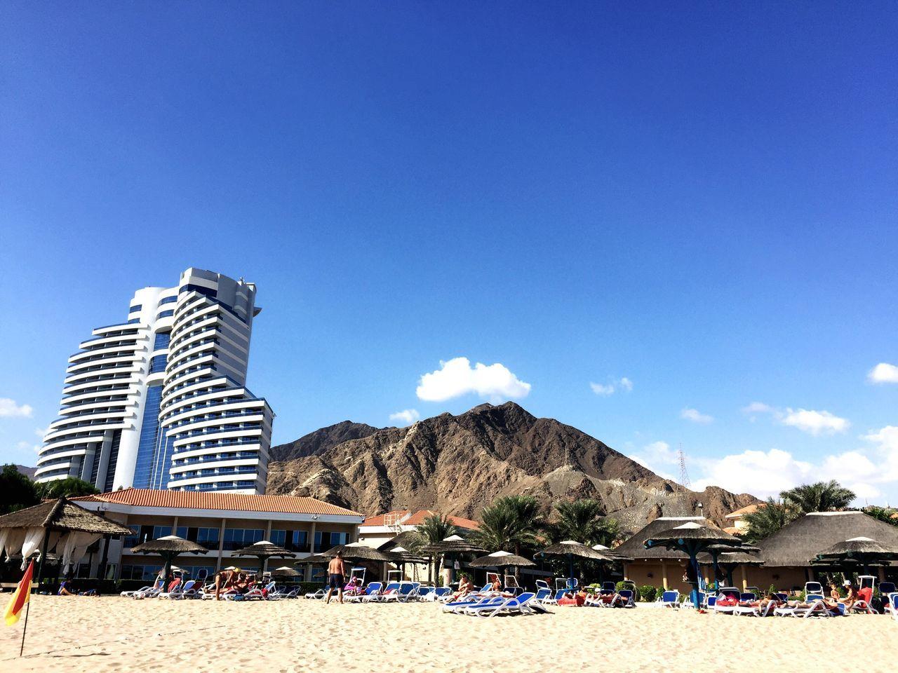 Sand Fujairah Sky Beach Resort