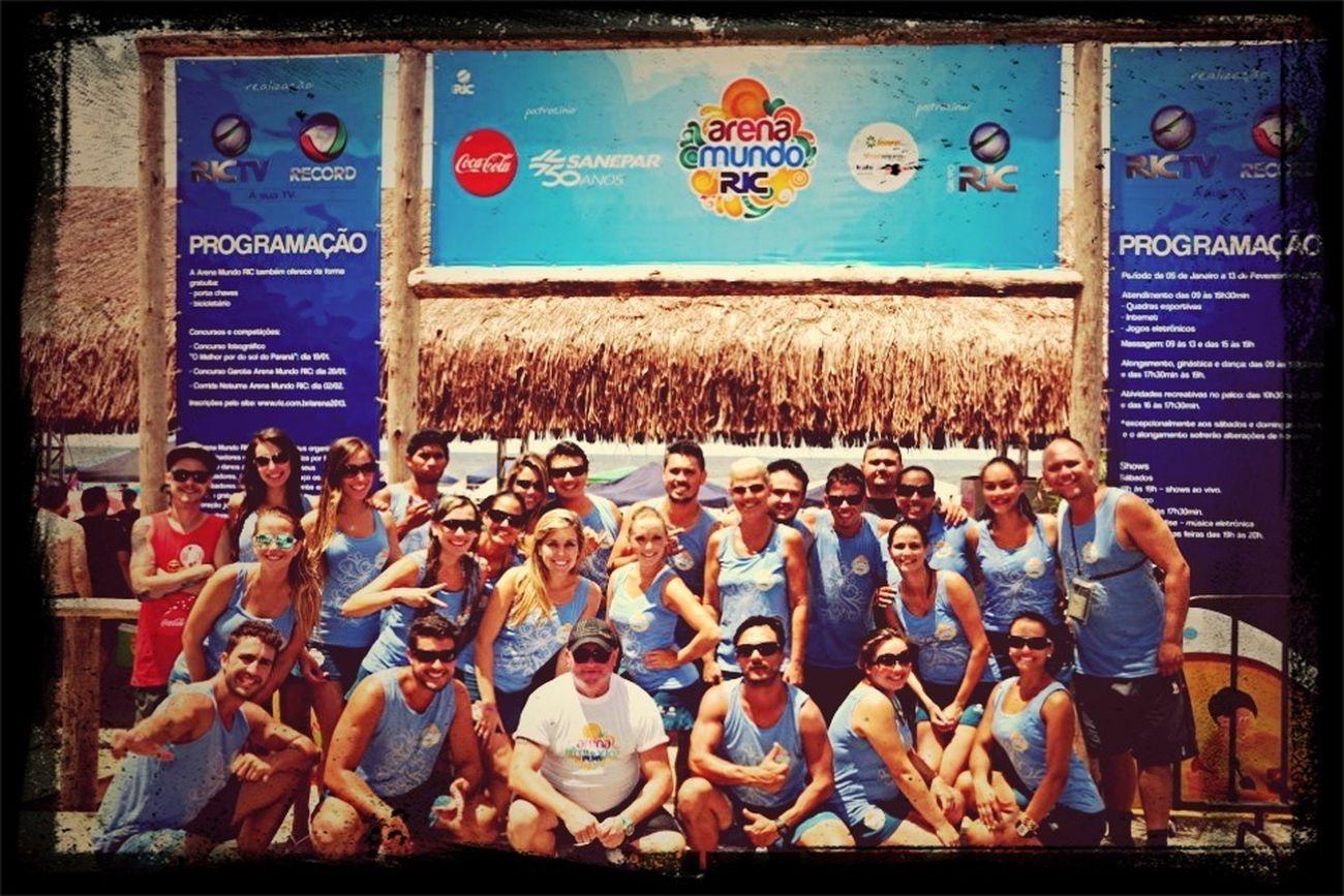 Arena Mundo RIC 2013!!!