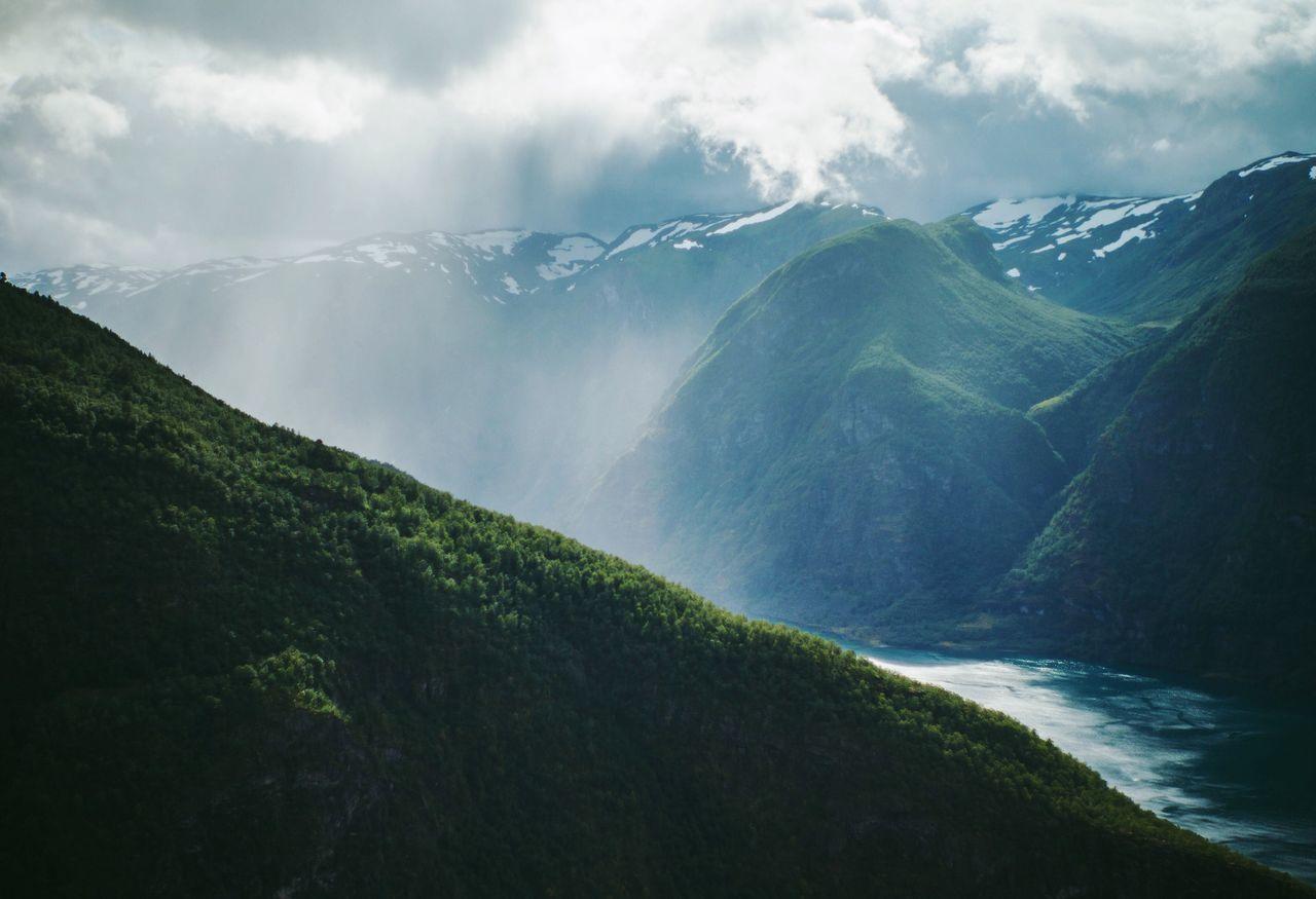 Beautiful stock photos of sonnenschein, , Horizontal Image, day, fog