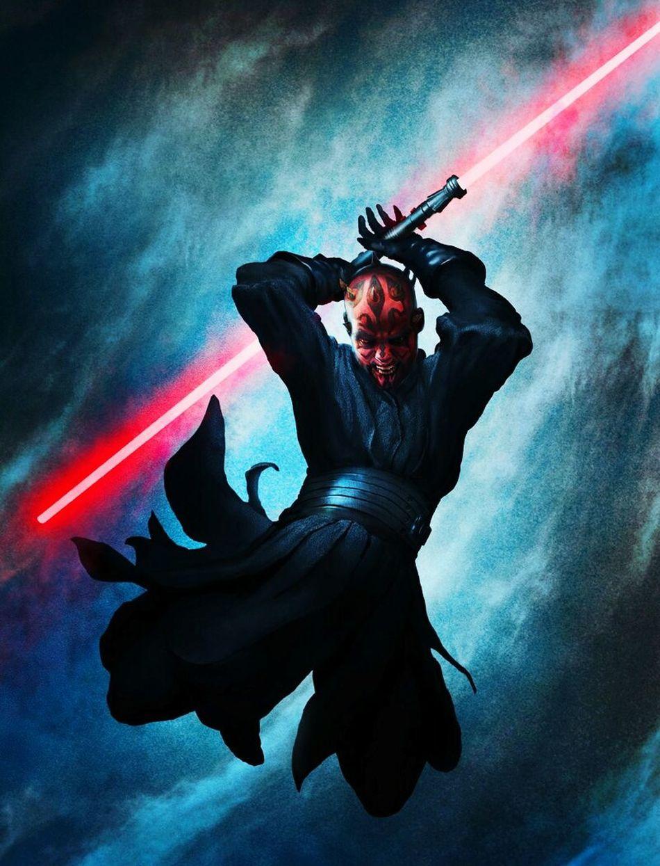 Darth Maul Star Wars Episode1 Naboo Mandalore