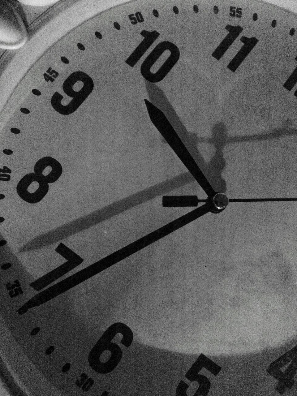 number, time, clock, minute hand, accuracy, close-up, no people, communication, hour hand, clock face, indoors, day