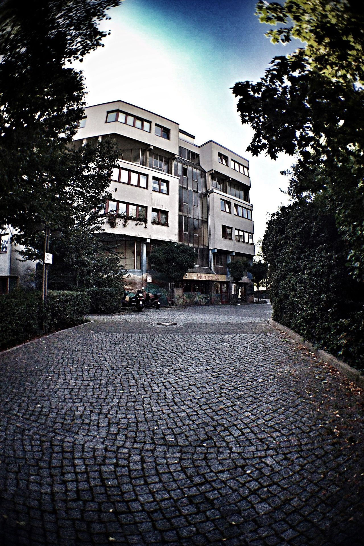Concrete Blocks Rollberg Berlin