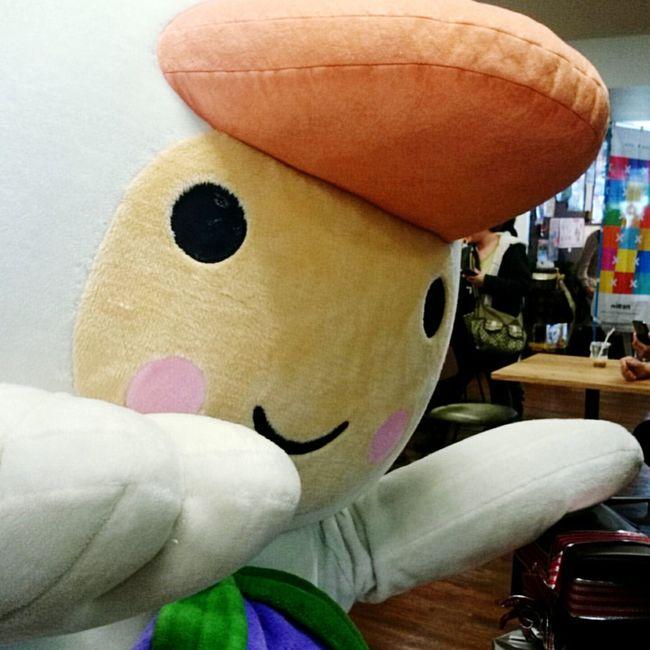とまチョップ(・ω・)。 Mascot Characters Of JAPAN Hokkaido,Japan Tomachop ご当地キャラ