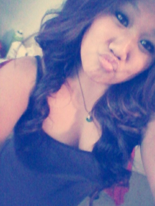 Curly Hair For The Vanessa's 15 Tonight <3