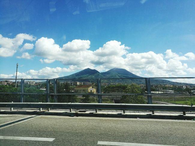Vesuvio Napoli ❤ Love ♥ Green