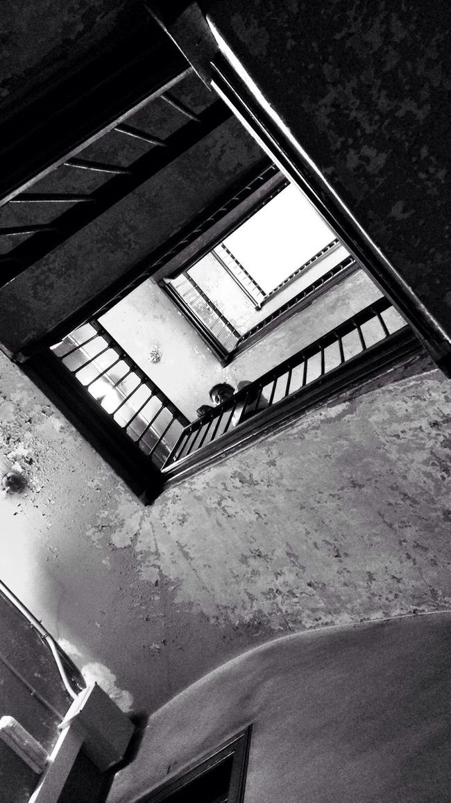 The only way is up IPhoneography Blackandwhite Streetphotography Photooftheday