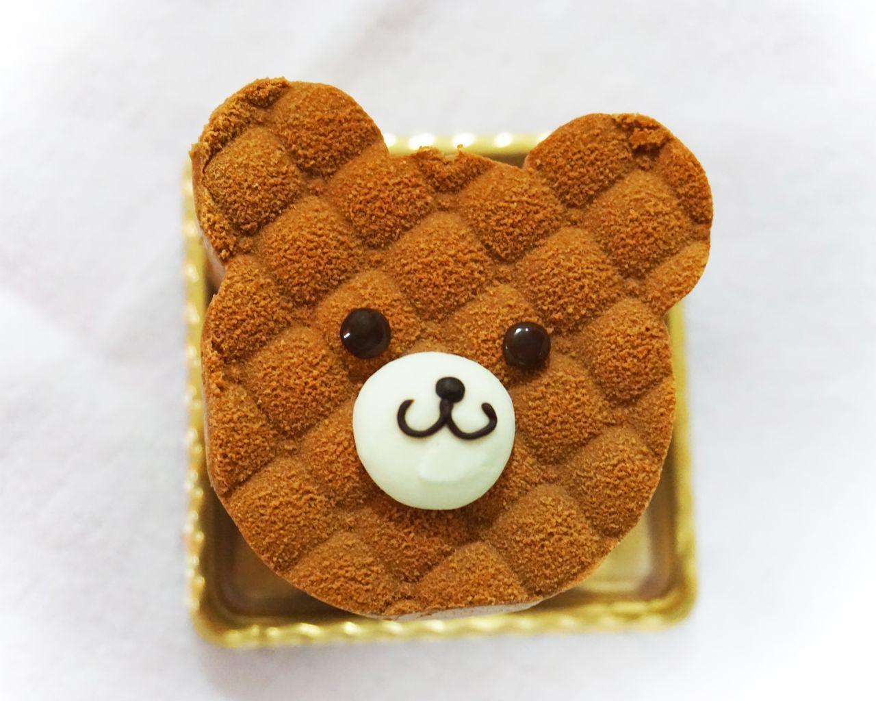 Antoine Santos Bear Cake Cake Shop Criollo Cute Dessert Ecolecriollo Japan Nakameguro Sweet Tokyo くま エコールクリオロ クリオロ ケーキ 2016
