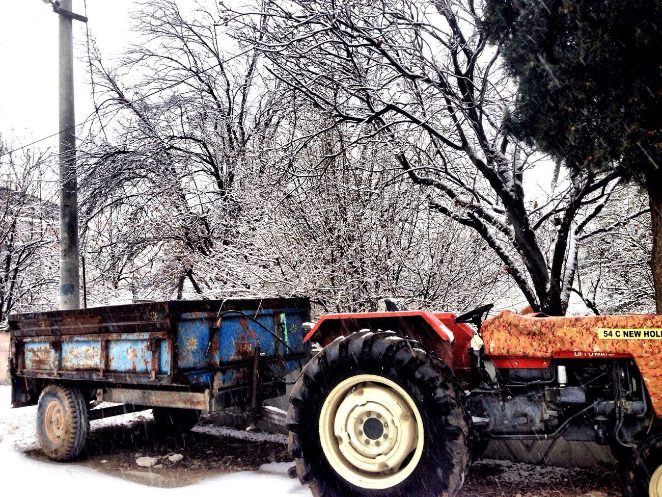 Turkey Snow ❄ Burdur First Eyeem Photo
