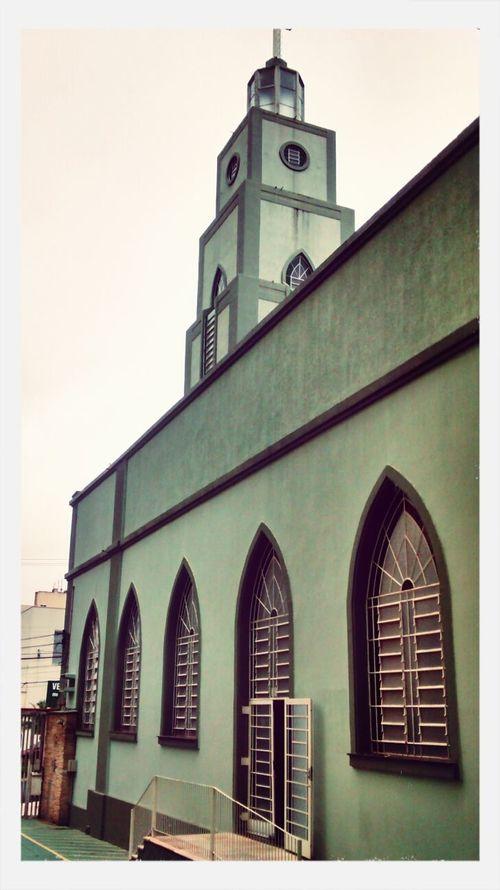 Culto.. Igreja Metodista... Linda d+