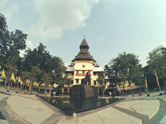 Thammasat University ThammasatUniversity Thailand Bangkok Thaprajan Yicamera Wide Angle Actioncam