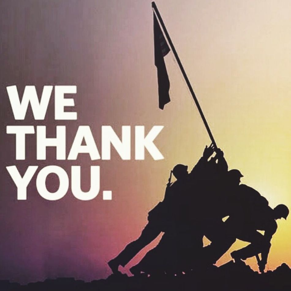Happy Memorial Day We Thank You