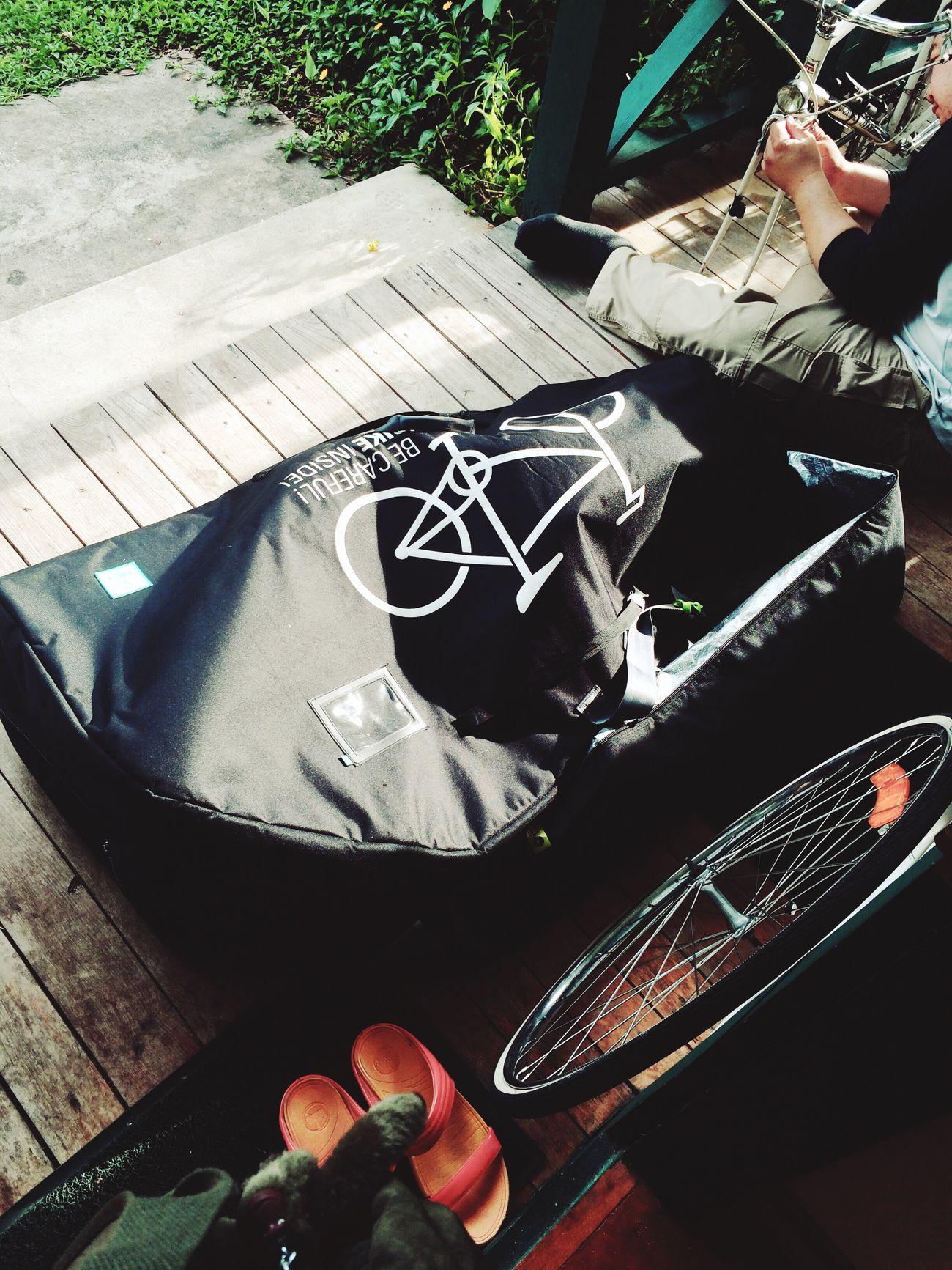 ถ้าใจไม่รักจริงทำไม่ได้น้า!! 😅😁😂😜 Slow Life Bike Life Pai In Love