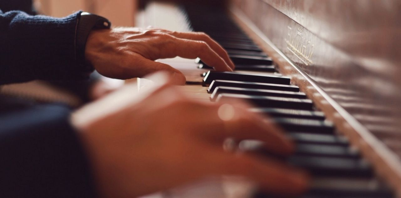 Beautiful stock photos of keyboard, Adult, Arts Culture And Entertainment, Close-Up, Day