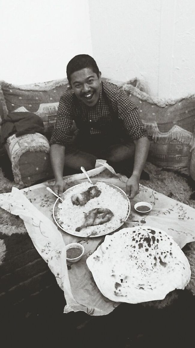 My Dinner Chicken Mendi at Souq Waqif
