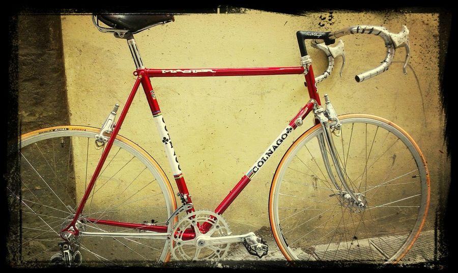 work in progress!! Bike