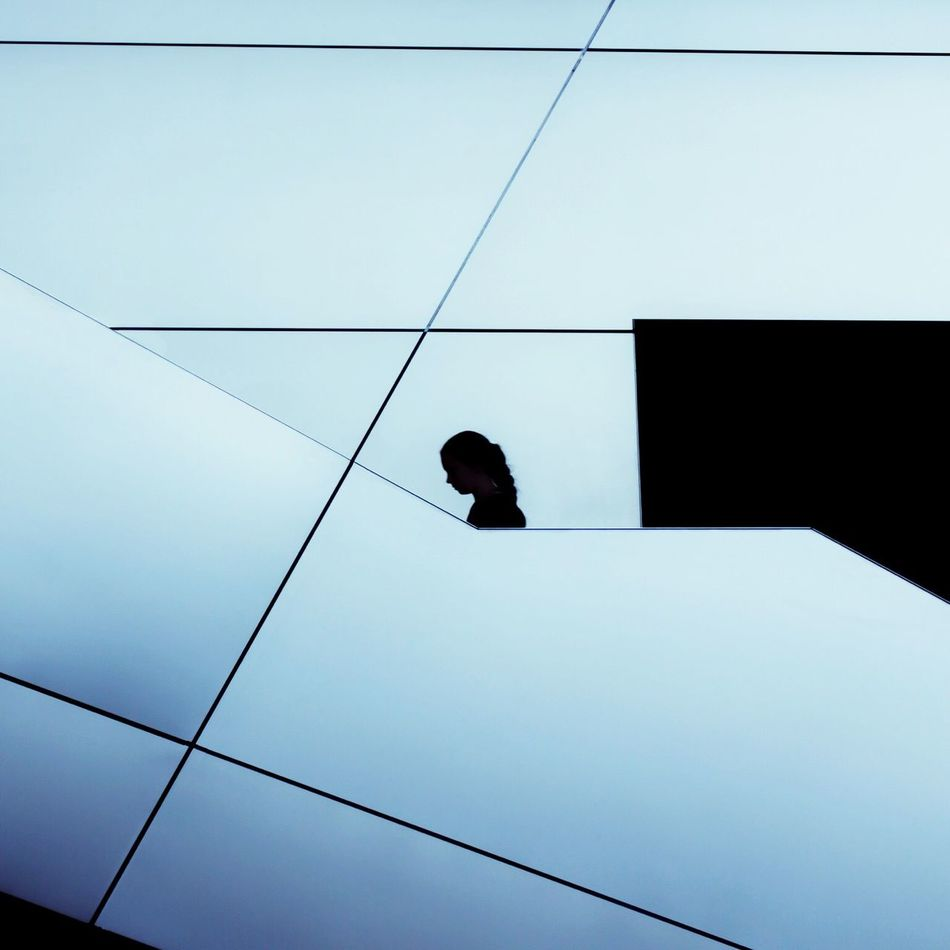 Sebastianmarekphotos Munich Architecture Girl Dark Streetphotography EyeEm Best Shots Bestoftheday