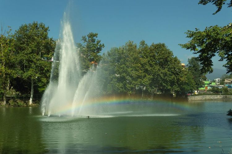 Lagos Nature Beauty In Nature Rainbow Colors