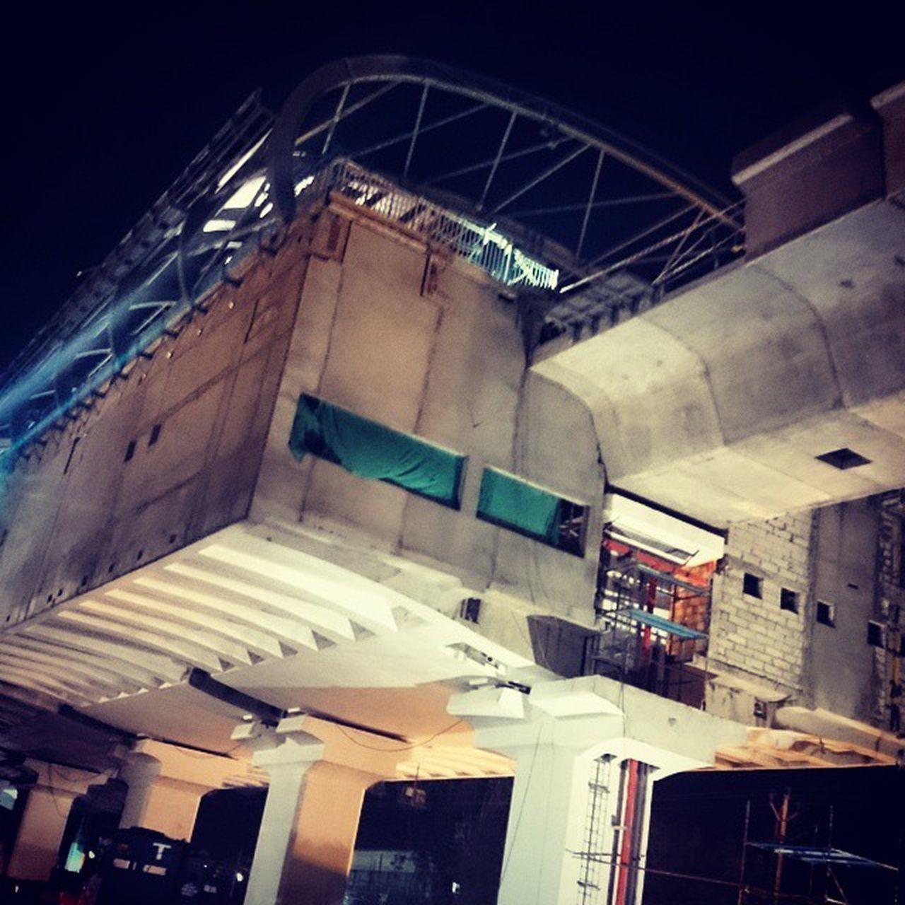 Buildingthemetro Nights  Workplaces Workinprogress