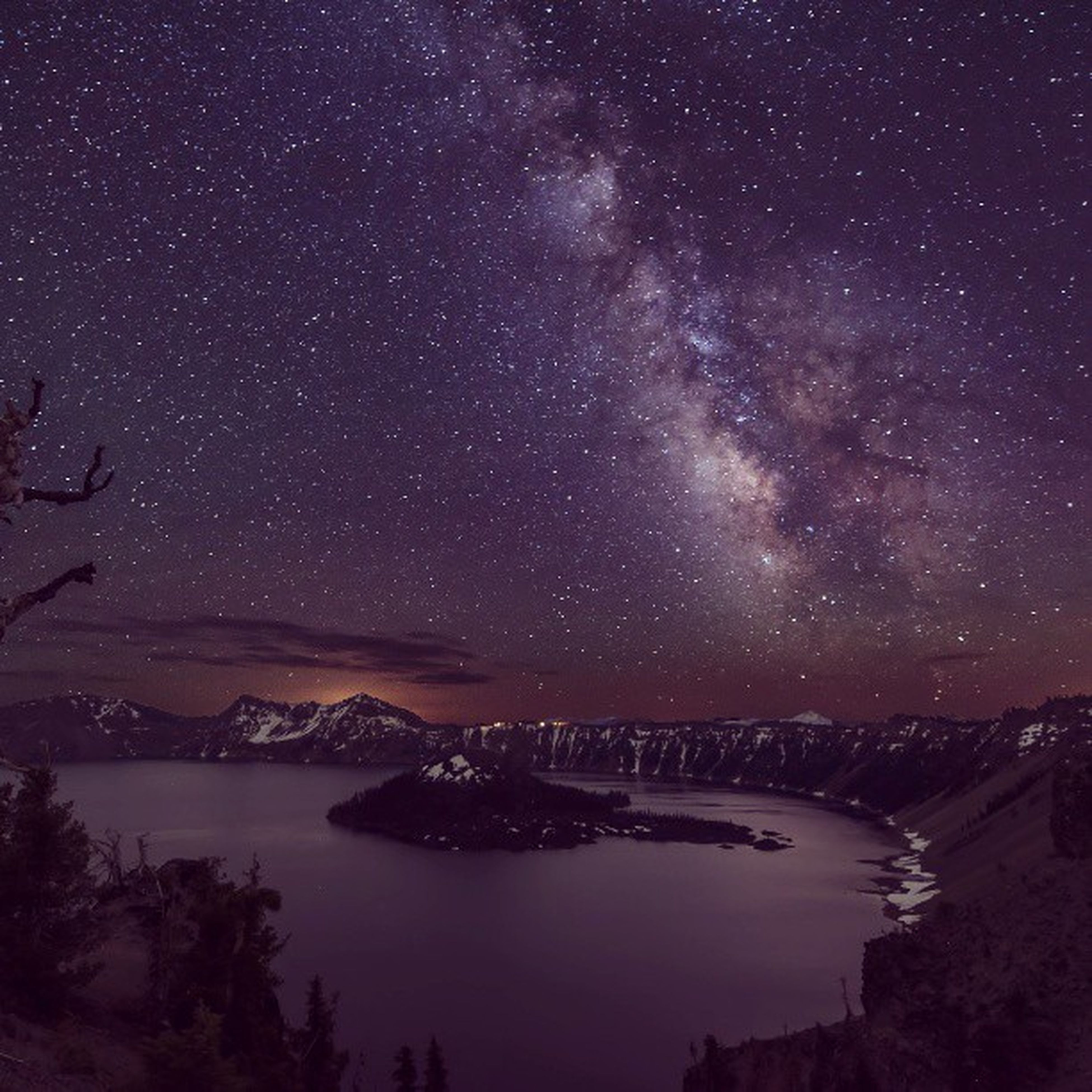 night, star - space, star field, illuminated, astronomy, scenics, tranquil scene, beauty in nature, star, galaxy, tranquility, sky, nature, water, idyllic, space, mountain, constellation, majestic, milky way